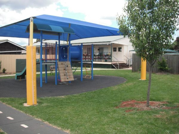 Kindy Outside Playground